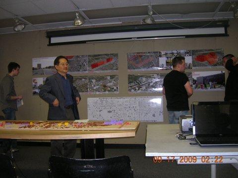 Dr. Joongsub Kim and Students